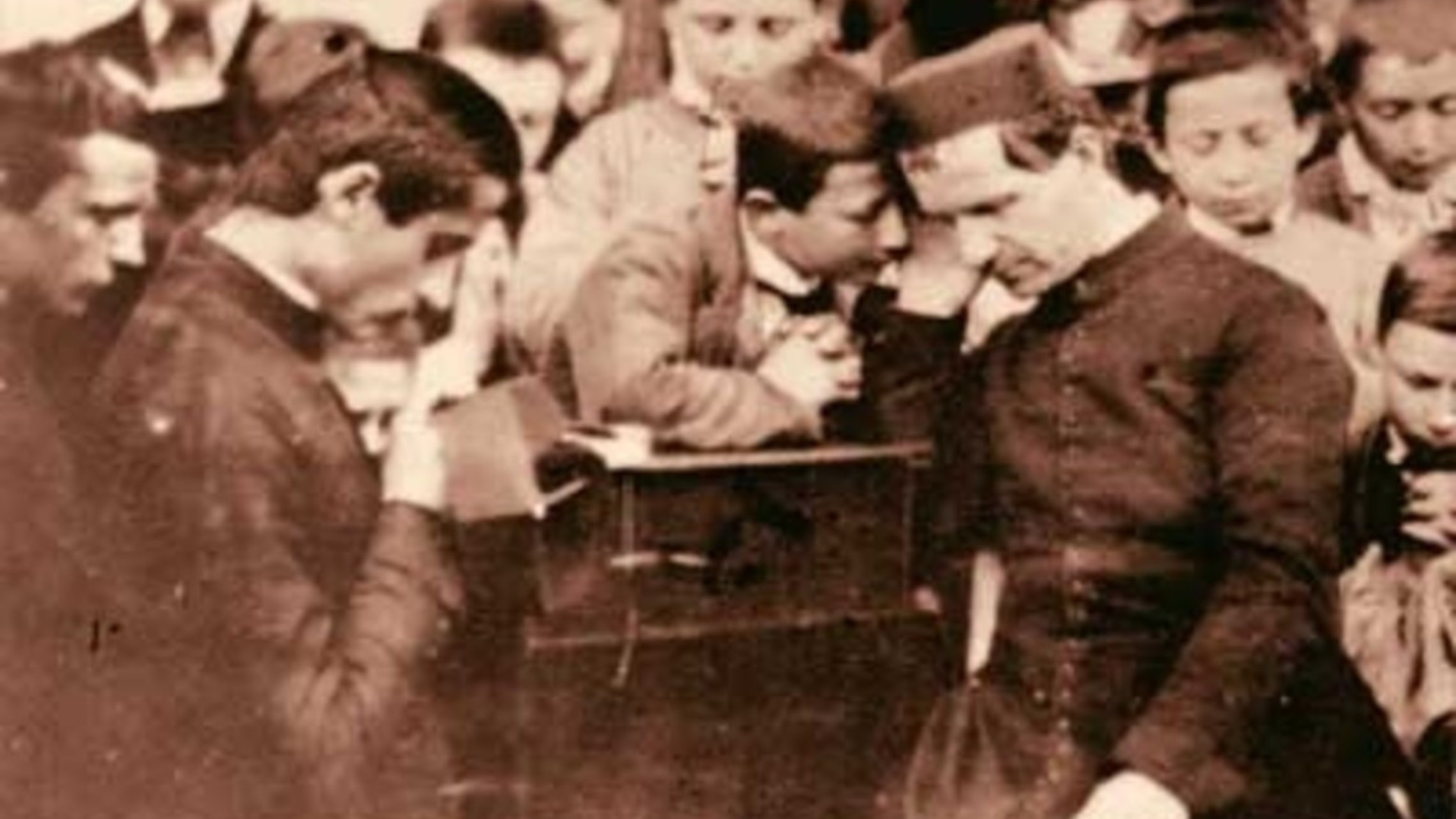 St. John Bosco Listen A Child   Copy